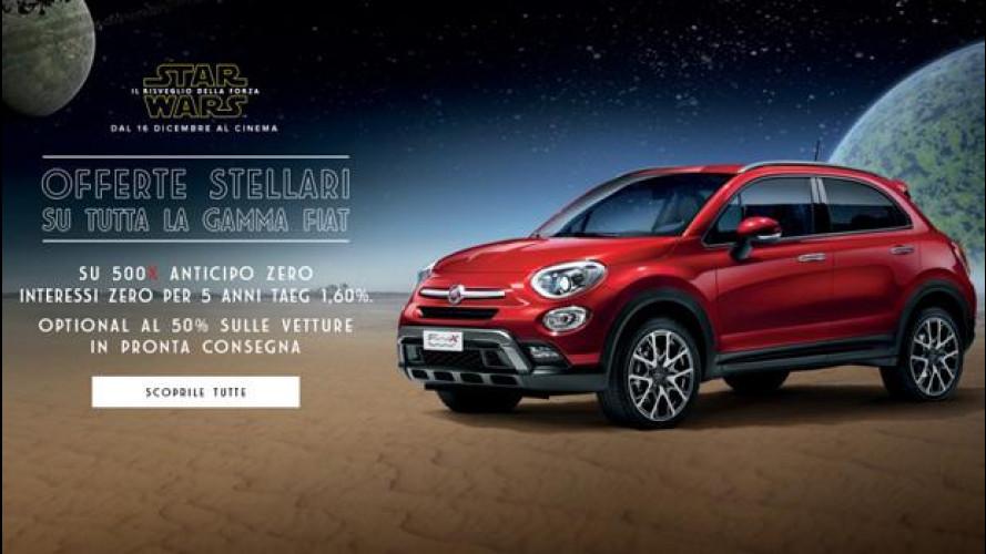 Fiat, Alfa Romeo, Lancia e Abarth in promozione per fine anno