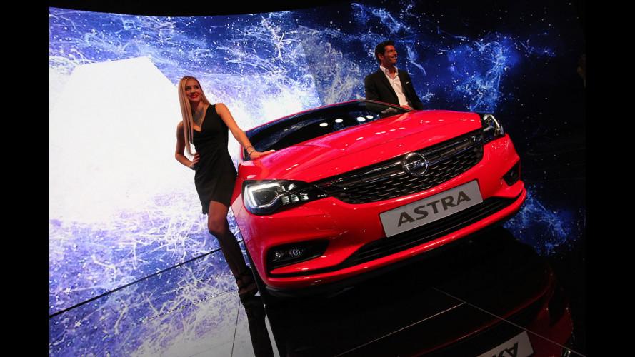 Opel Astra, la nuova generazione [VIDEO]