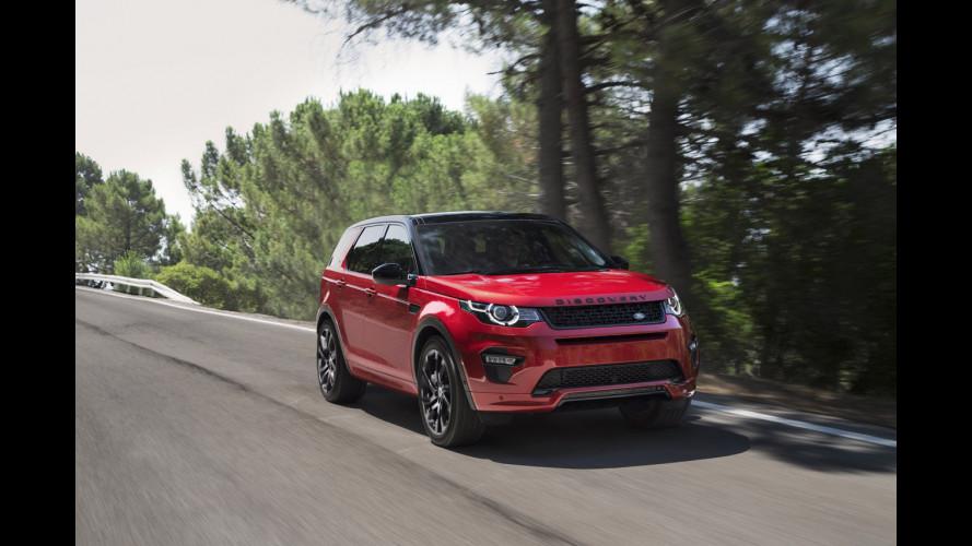 Salone di Francoforte, Land Rover Discovery Sport Dynamic