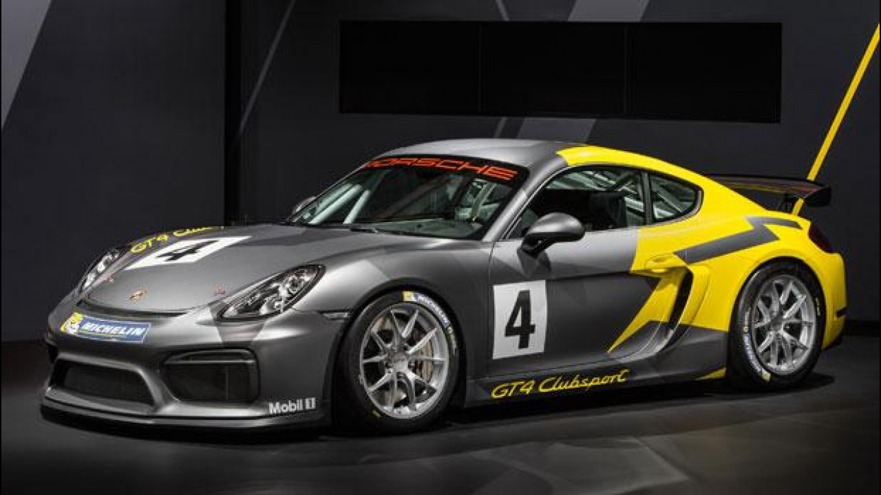 [Copertina] - Porsche Cayman GT4 Clubsport, pista cercasi
