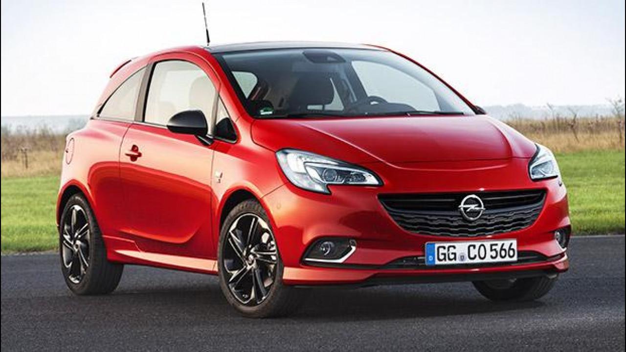 [Copertina] - Opel Corsa 1.4 Turbo, 150 CV in incognito