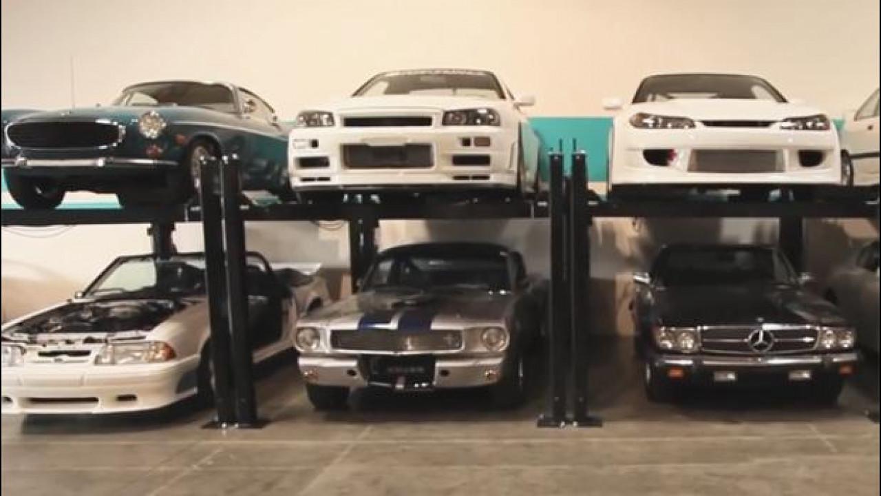 [Copertina] - Paul Walker, ecco la sua vera collezione di auto [VIDEO]