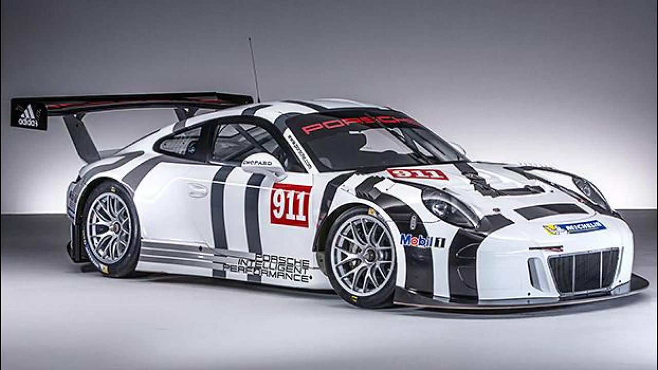 [Copertina] - Nuova Porsche 911 GT3 R, più leggera e pronto corsa