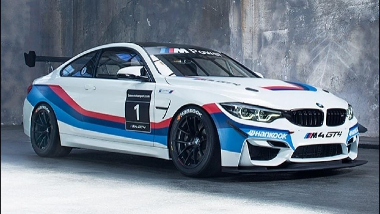 [Copertina] - BMW M4 GT4, in gara con il sei cilindri di serie