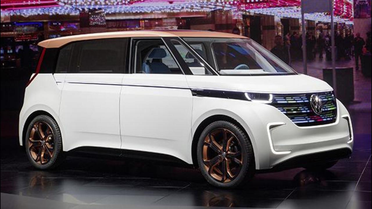 [Copertina] - Volkswagen, il van elettrico si farà