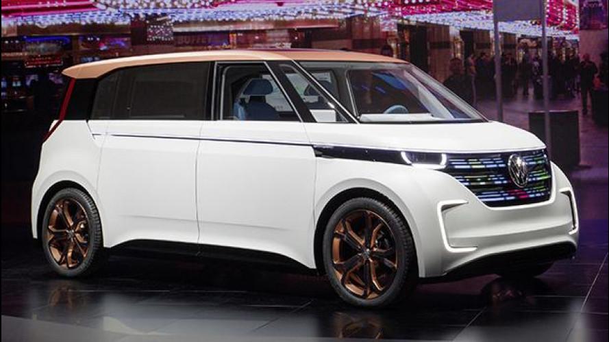 Volkswagen, il van elettrico si farà