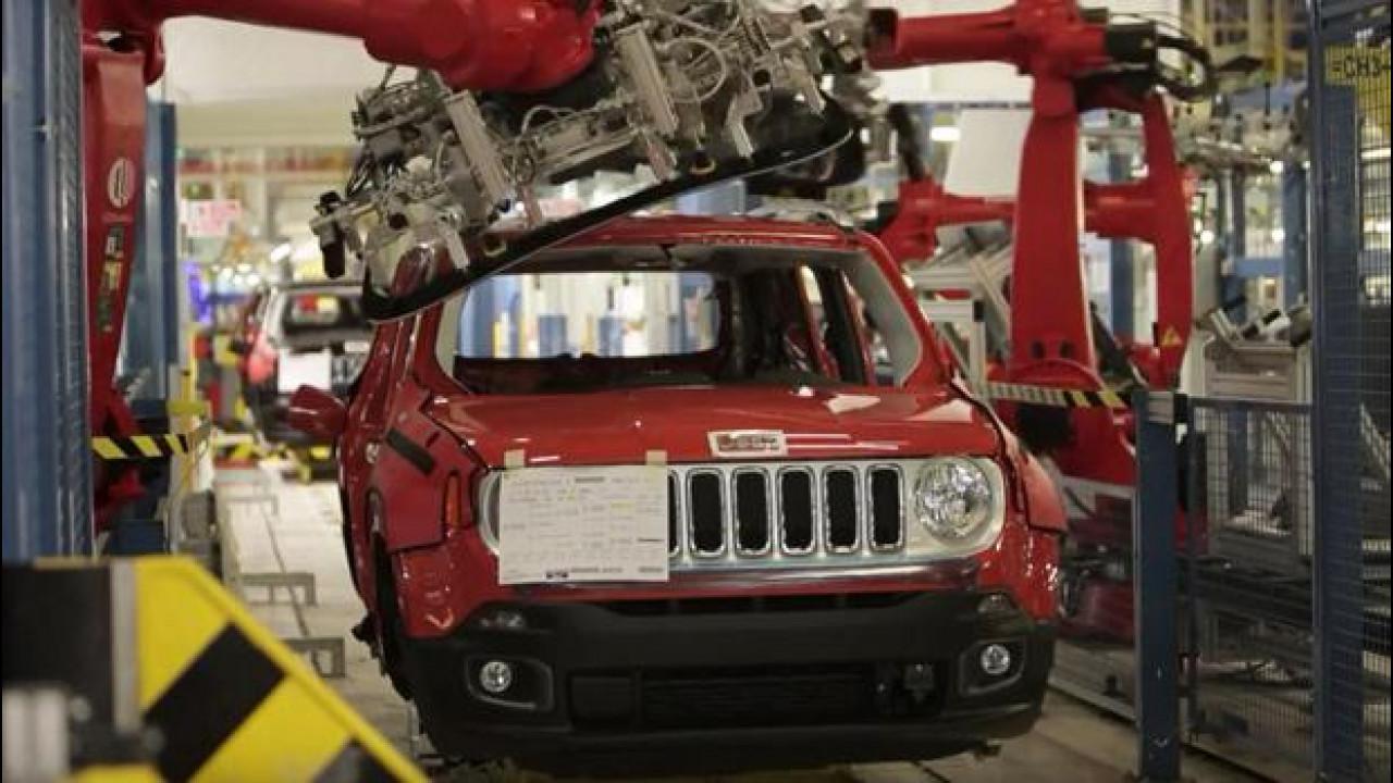 [Copertina] - Jeep Renegade, su Google Maps si vede com'è prodotta [VIDEO]