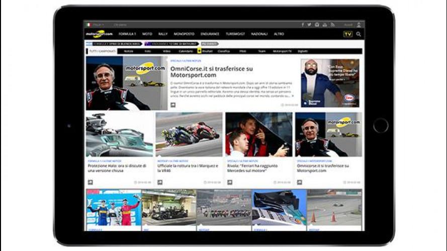 E' online Motorsport.com Italia