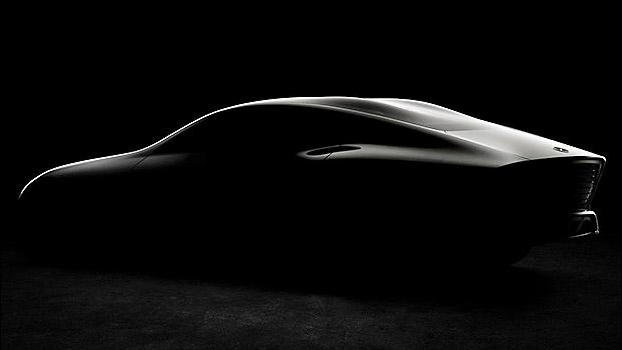 [Copertina] - Mercedes Concept IAA, quella aerodinamica