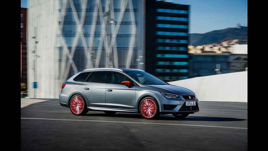 Seat Leon Cupra 290, per 10 cavalli in più [VIDEO]