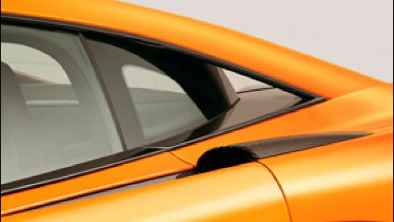 "[Copertina] - McLaren 570S Coupé, altro che ""Pesce d'Aprile"""