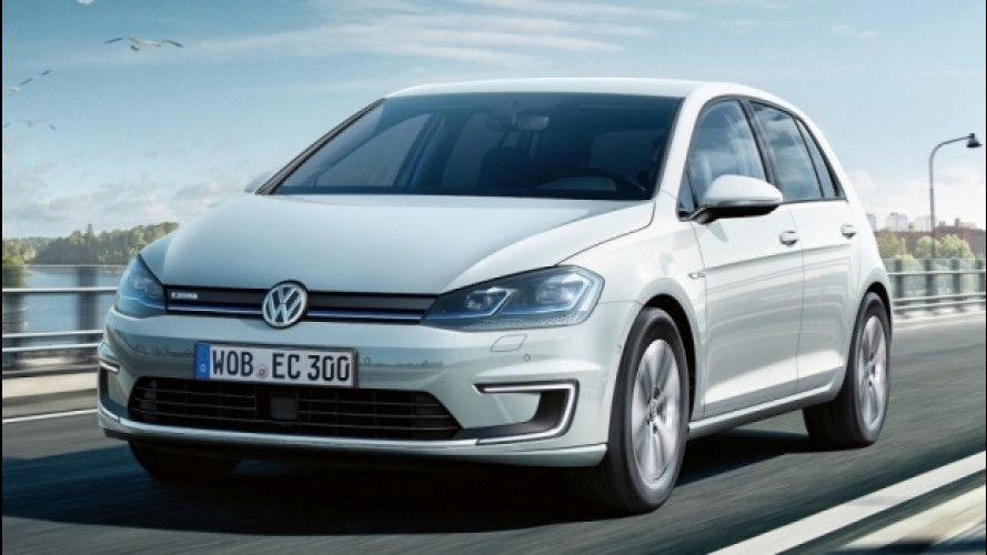 """Volkswagen """"regala"""" l'IVA sulle elettriche"""