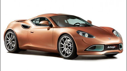 Artega Scalo, coupé convertita all'elettrico