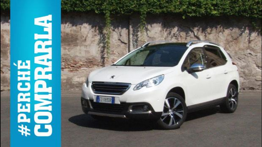 Peugeot 2008, perché comprarla… e perché no [VIDEO]