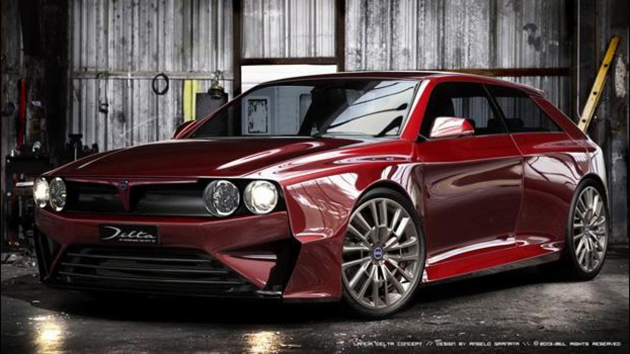 [Copertina] - Lancia Delta HF Integrale Concept