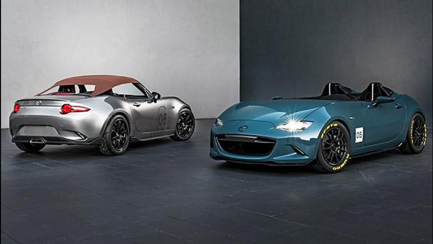 "Mazda MX-5 Spyder e Speedster, sportive ""vecchia scuola"" [VIDEO]"