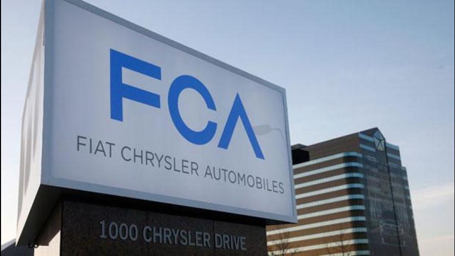 FCA, persi 299 milioni di euro per via dei richiami
