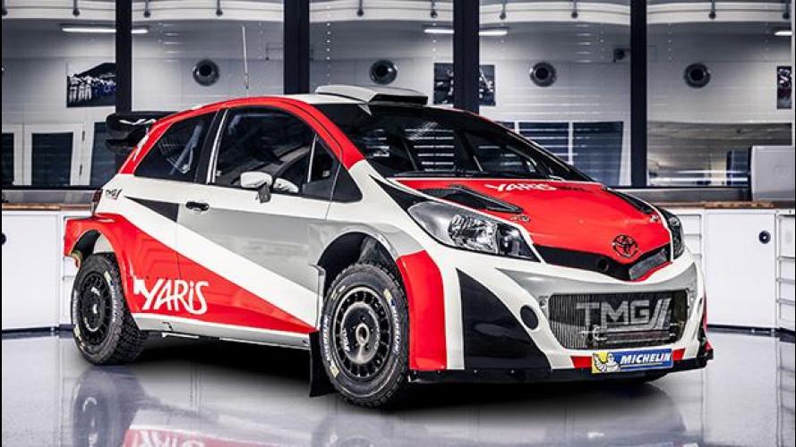 Toyota Yaris, il ritorno della sportiva
