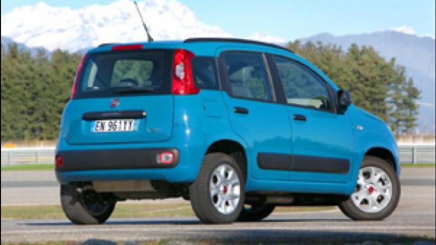 Auto a metano: Fiat riceve l'Ecobest 2013