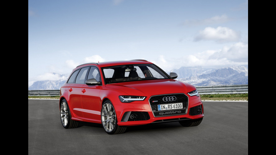Audi RS 6 Performance 2018