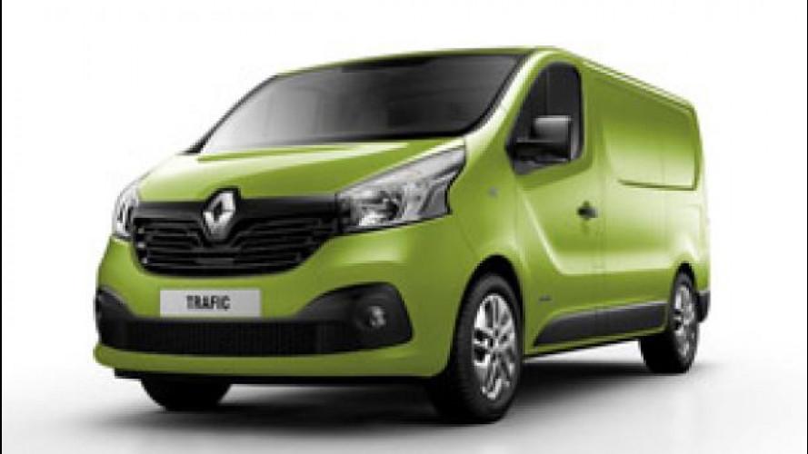 Il Twin-Turbo Renault debutta su un furgone