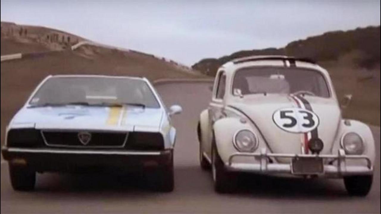 [Copertina] - Herbie il Maggiolino e Lancia Giselle, la coppia viene