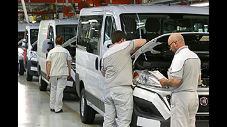 FCA stabilizza 300 giovani lavoratori ad Atessa