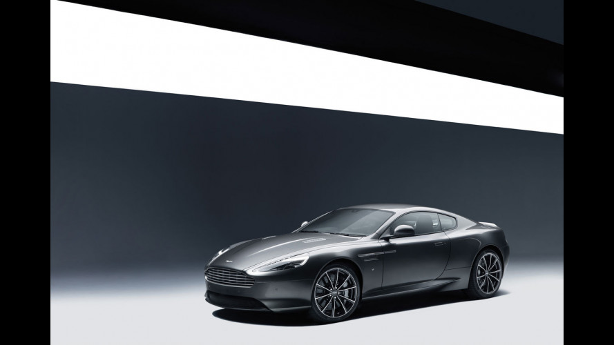Aston Martin DB9 GT, a Goodwood per stupire
