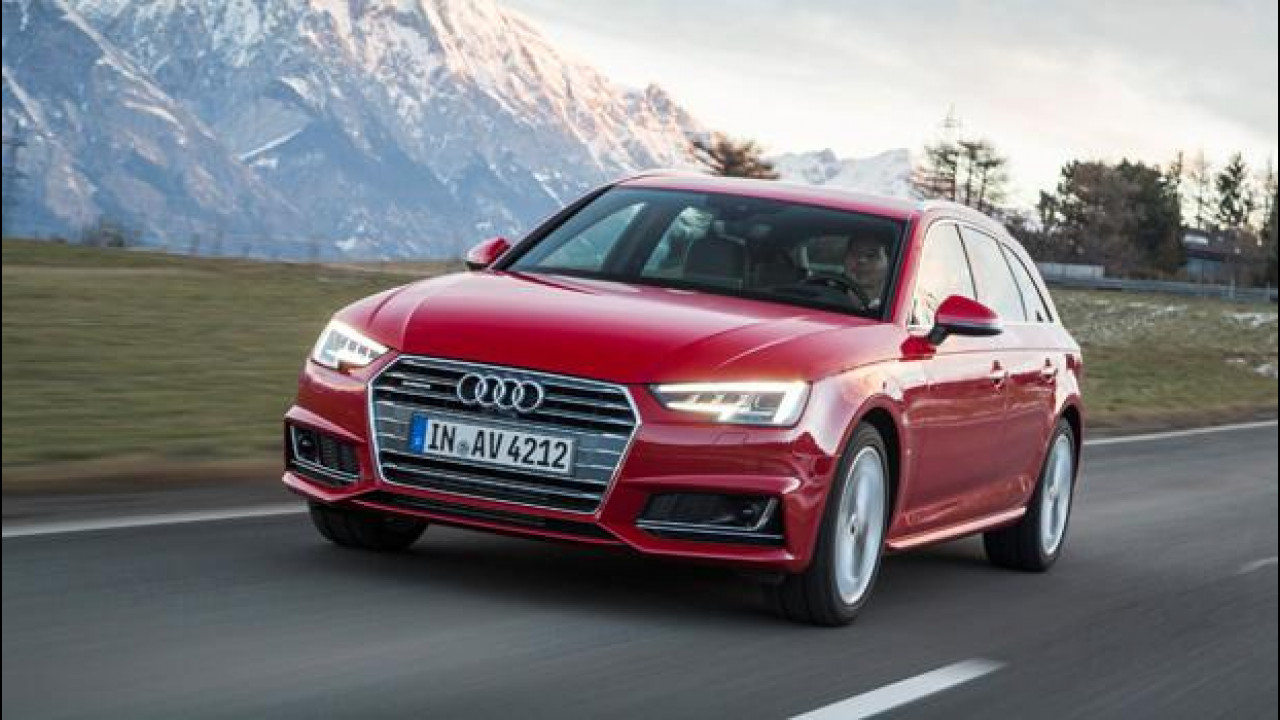 [Copertina] - Audi quattro ultra, efficienza integrale