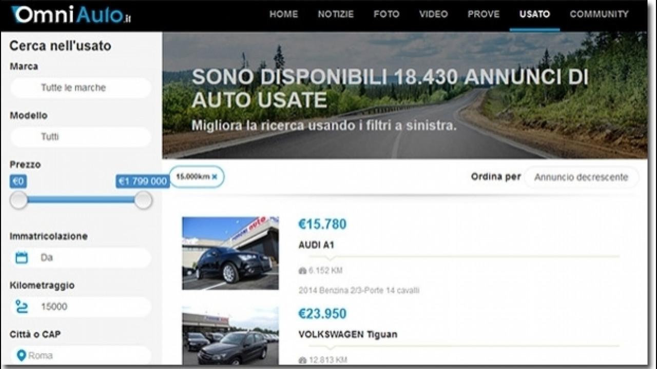 [Copertina] - Mercato auto usate, il web tira forte