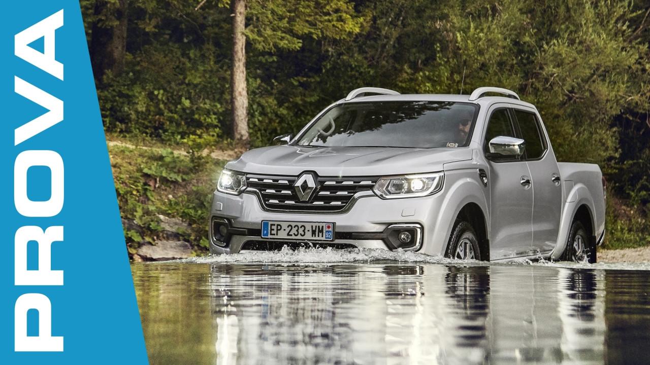 [Copertina] - Renault Alaskan: pick-up sì, ma con classe
