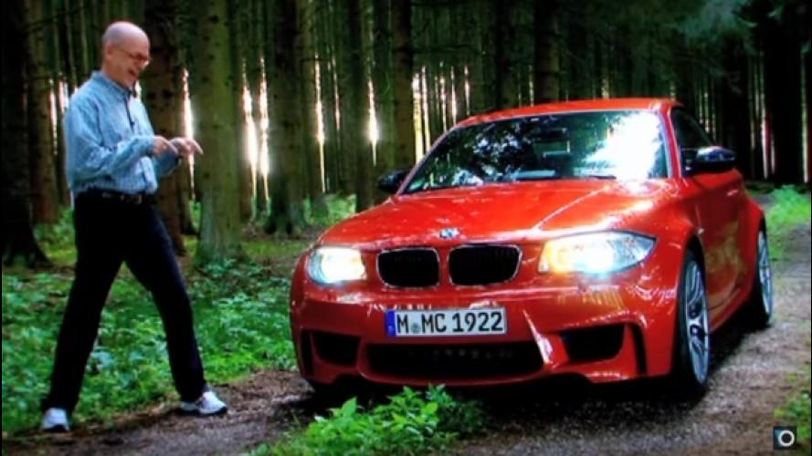 BMW 1M Coupé, promossa a pieni voti [VIDEO]