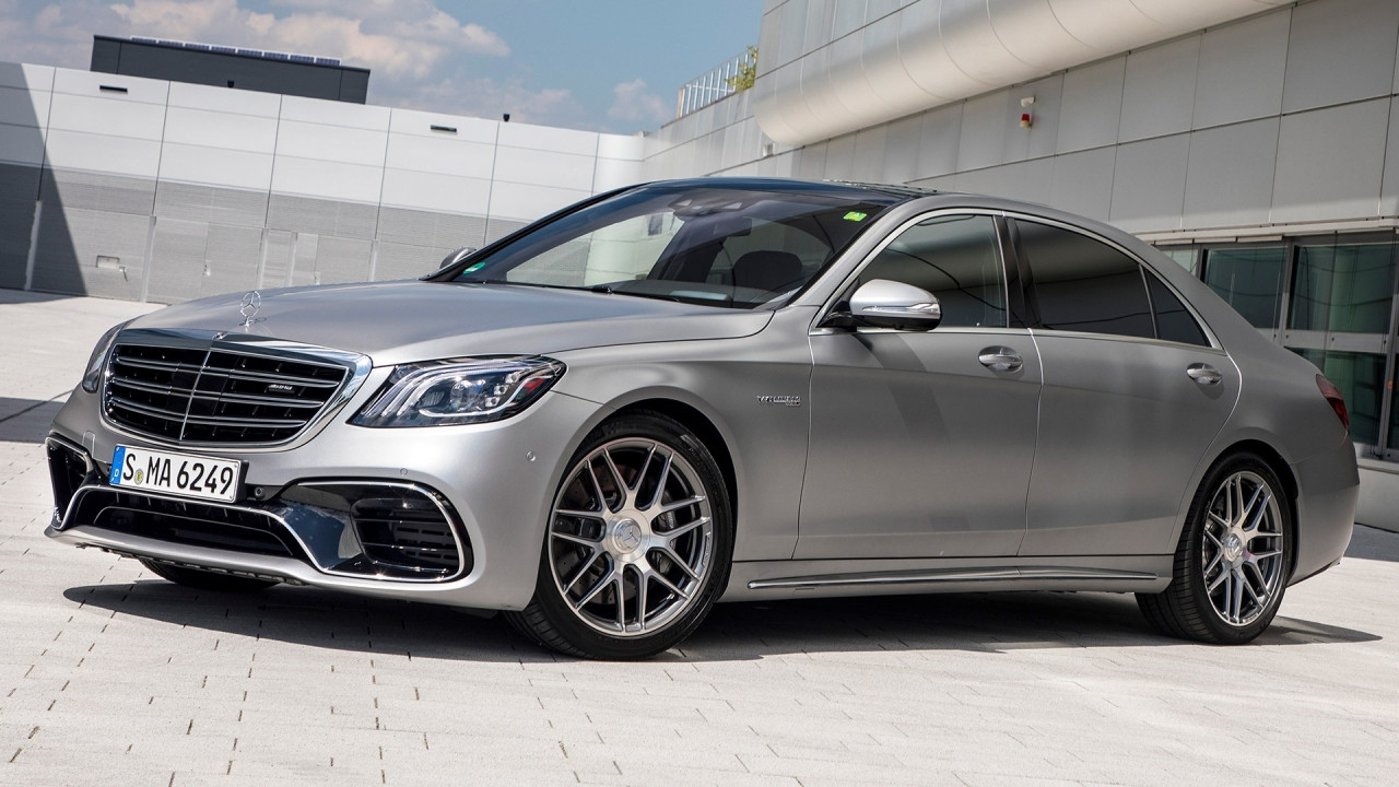 [Copertina] - Mercedes-AMG S 63 4MATIC+ e S 65 restyling, i giganti da corsa