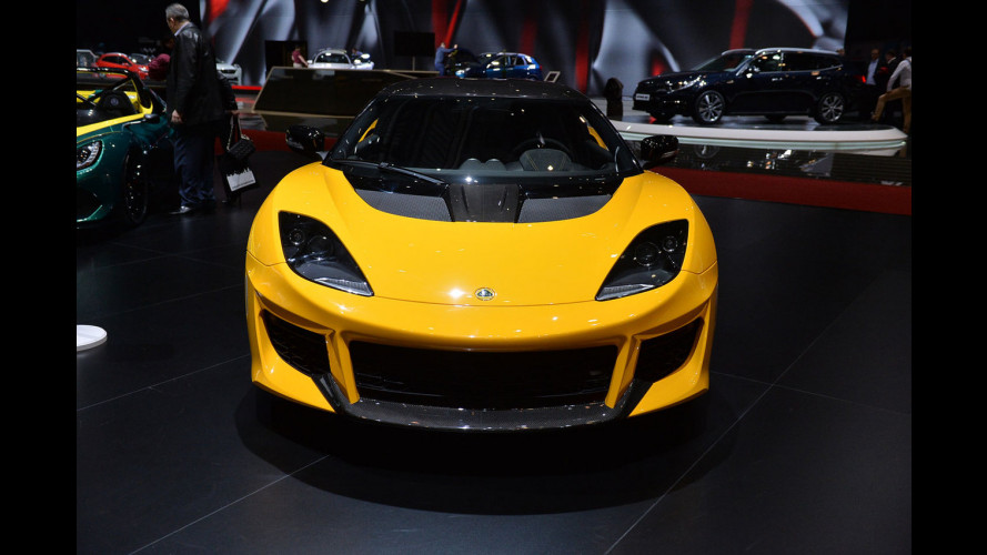 Lotus al Salone di Ginevra 2016