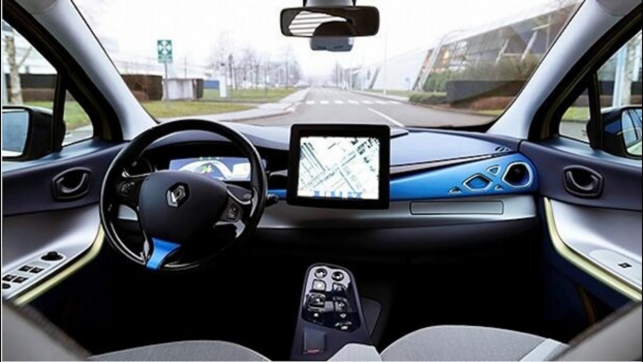 [Copertina] - Renault-Nissan, verso la guida autonoma con Oktal