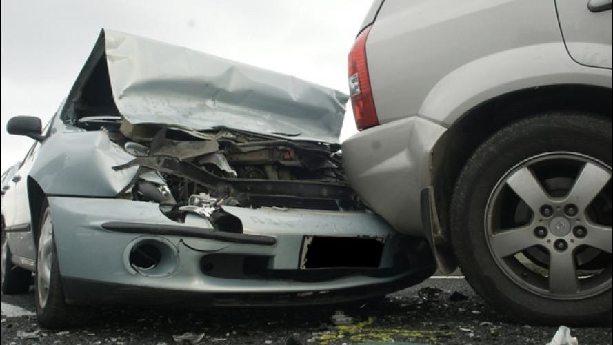 Incidente d'auto? Ecco a cosa avete diritto