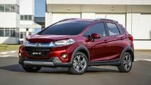 Honda WR-V - 1.700 unidades por mês