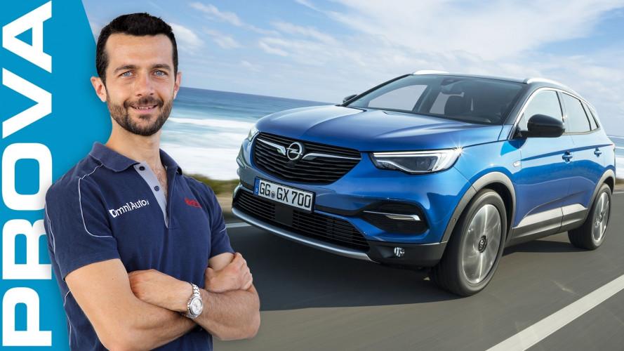 Opel Grandland X, il SUV rassicurante