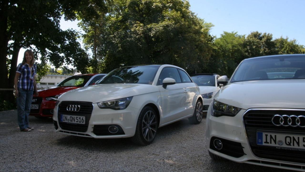 [Copertina] - Viaggi - Audi A1 e Audi A8