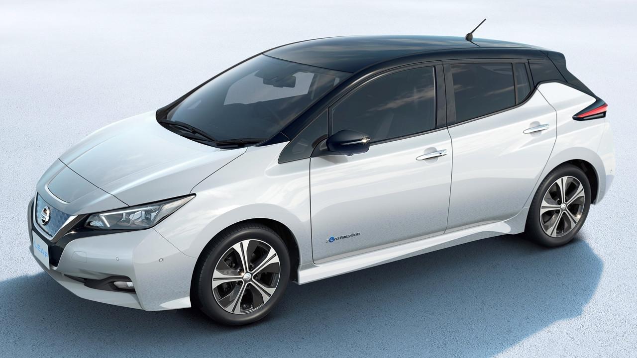 [Copertina] - Nuova Nissan Leaf 2.ZERO, versione di lancio con ProPilot