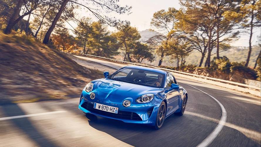 Alpine A110 - Les prix augmentent