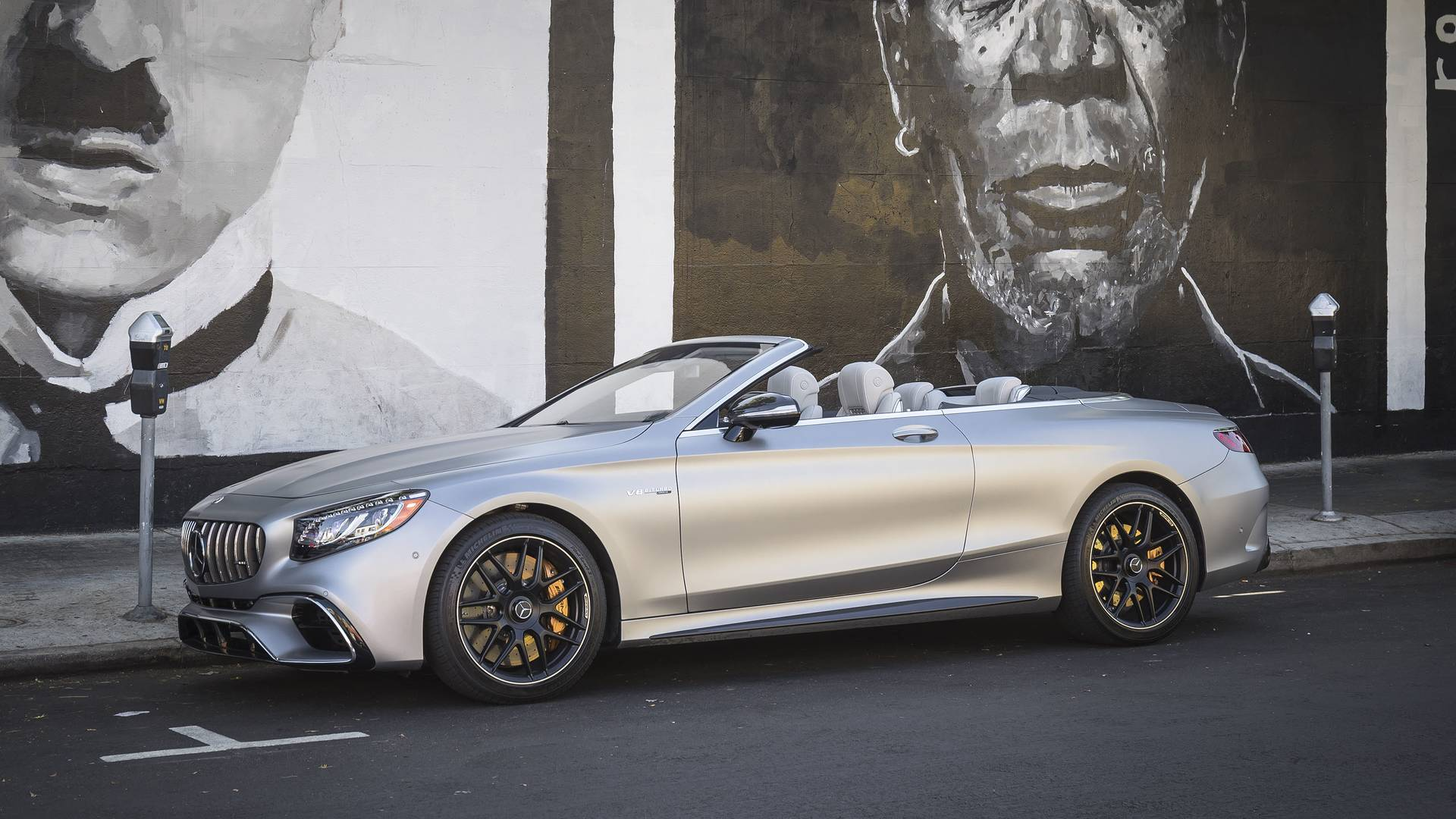 2018 Mercedes Amg S63 Cabriolet Review Sunshine On Fast