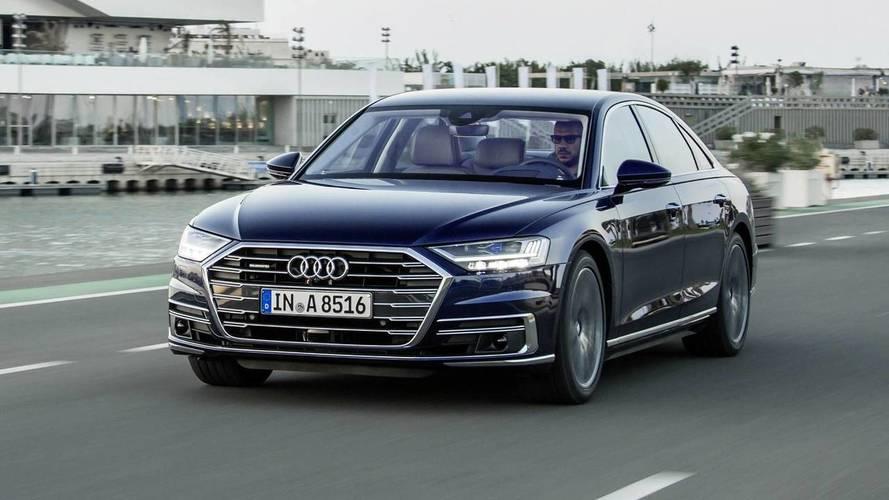 Novo Audi A8 será mais uma atração da marca no Salão do Automóvel