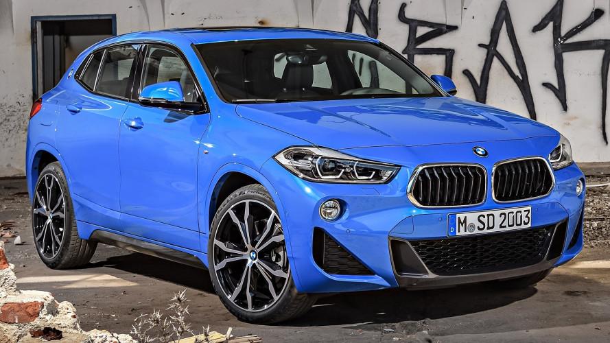 BMW X2, tutti i prezzi a partire da 44.100 euro
