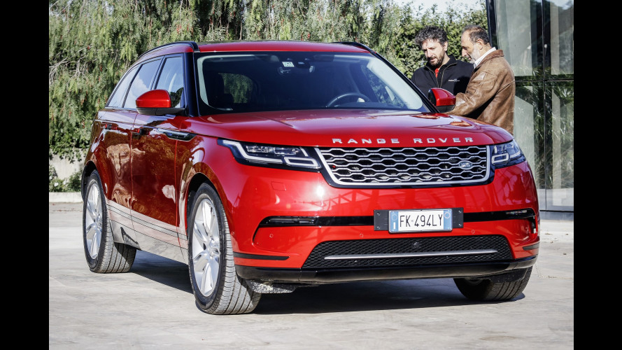 Range Rover Velar, perché comprarla… secondo voi