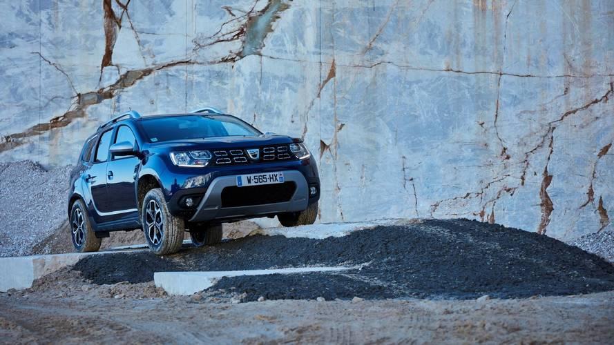 Dacia'nın Kasım kampanyasında ek indirimler var