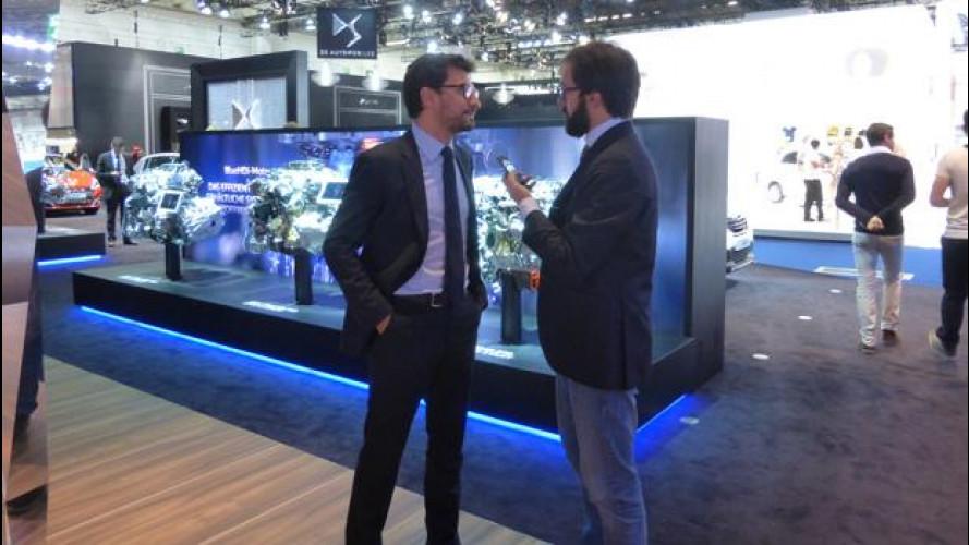 Salone di Francoforte, PSA: nel futuro c'è l'ibrido plug-in