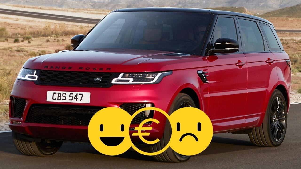 [Copertina] - Promozione Range Rover Sport, perché conviene e perché no