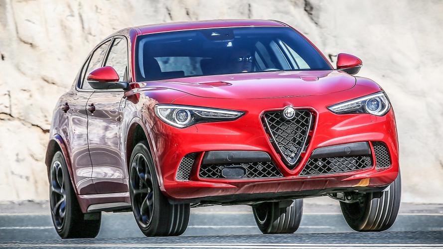 Alfa Romeo Stelvio Quadrifoglio, aspettando la prova su strada