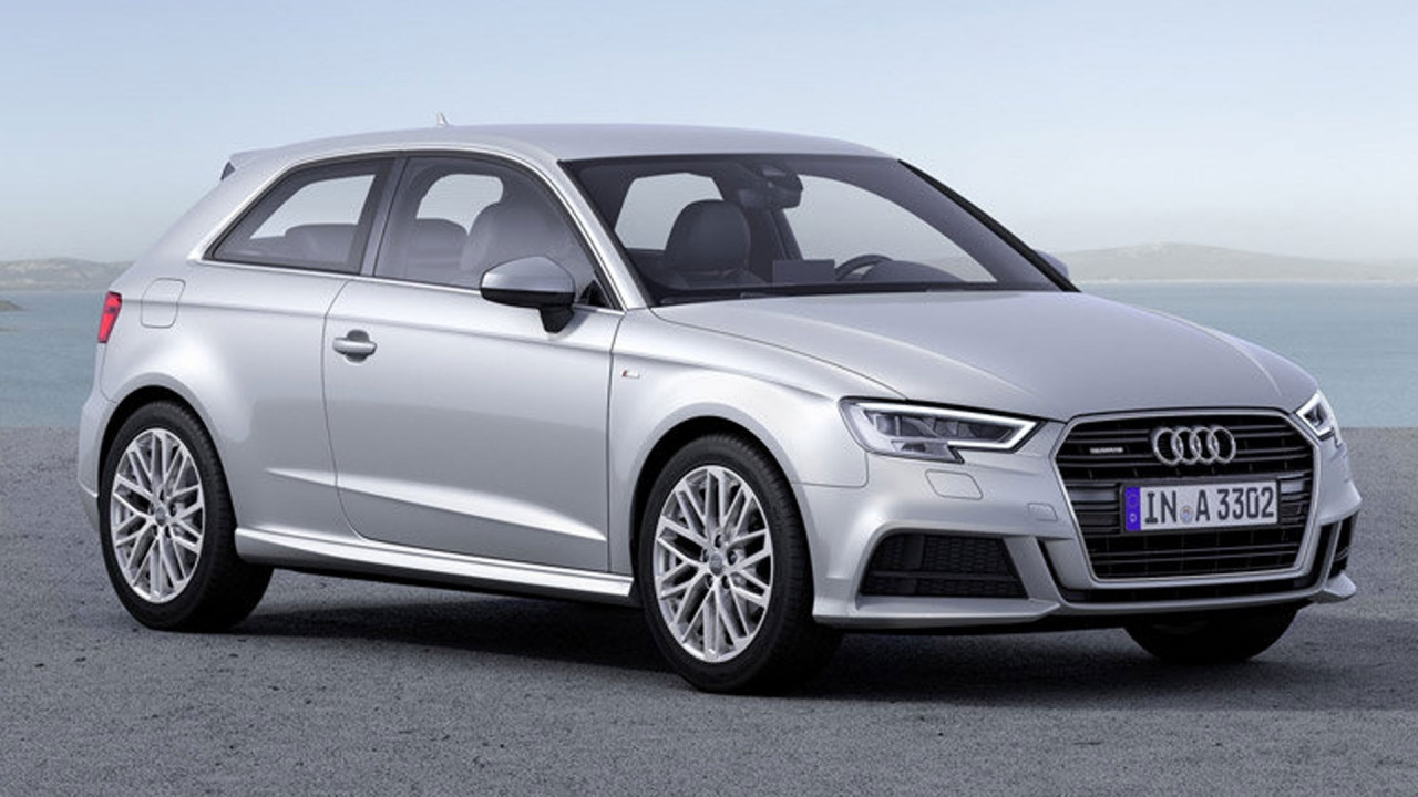 [Copertina] - Audi A3, la nuova generazione solo a 5 porte?